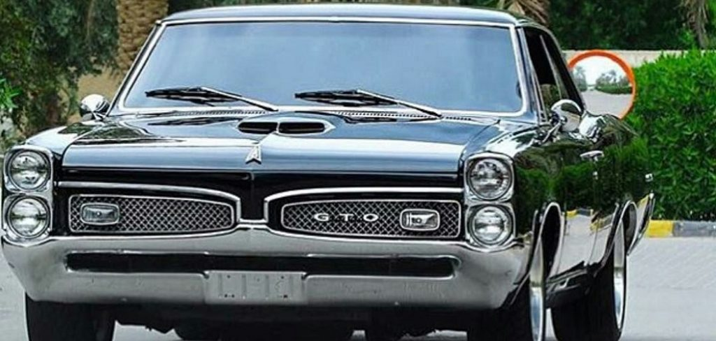 GM Pontiac GTO Car