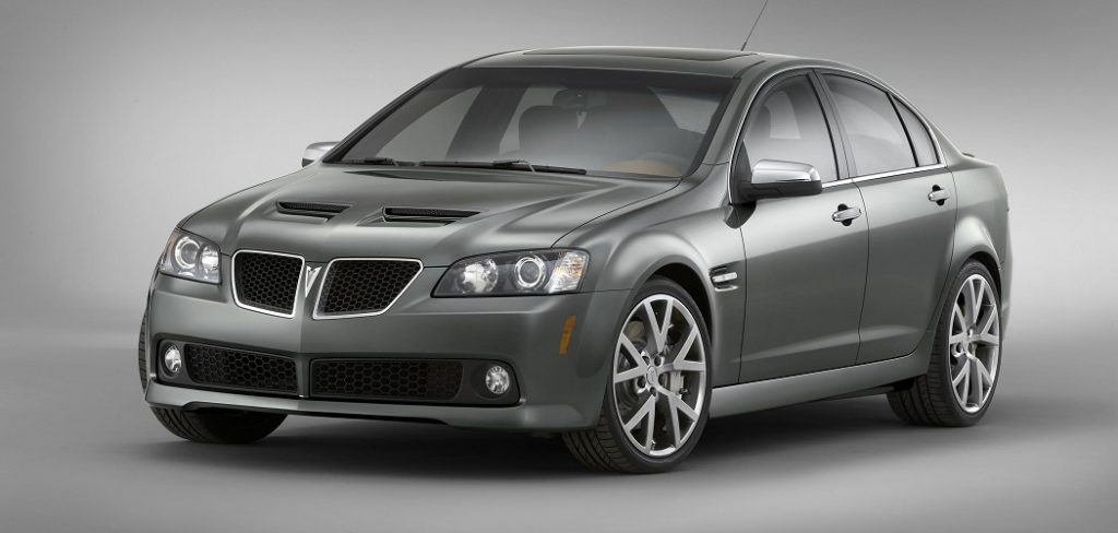 Pontiac G8 Wagon: Beauty and Power in One Car