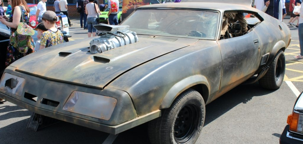 What Car Does Mad Max Drive? Where Can We Get One?